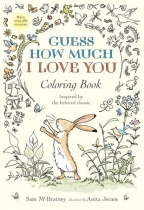 Guess How Much I Love You Colouring Book (Jan)