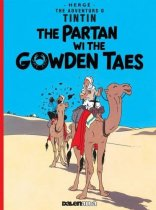 Tintin: Partan wi the Gowden Taes