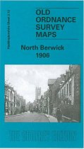 Old OS Map North Berwick 1906