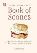 National Trust Book of Scones (Sep)