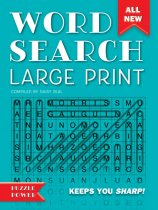 Word Search Large Print (Sep)