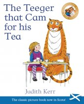 Teeger That Cam for his Tea (Jan)
