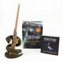 Harry Potter Voldemort's Wand & Sticker Kit