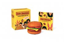 Bob's Burger's Talking Burger Button Kit