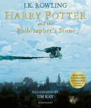 Harry Potter & the Philosopher's Stone: Illustrated