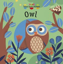 Tales from Nature: Owl (Sep)