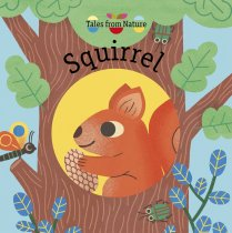 Tales from Nature: Squirrel (Sep)