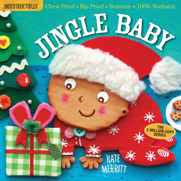Indestructables: Jingle Baby (Sep)
