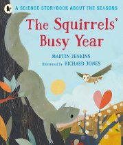 Squirrels' Busy Year (Oct)