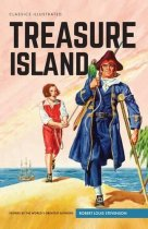 Classics Illustrated: Treasure Island