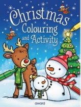 Christmas Colouring & Activity