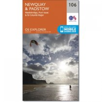 Explorer 106 Newquay & Padstow