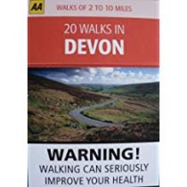 20 Walks Packet Devon