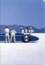 Jack Vettriano Bluebird at Bonneville Notebook