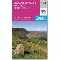 Landranger 160 Brecon Beacons