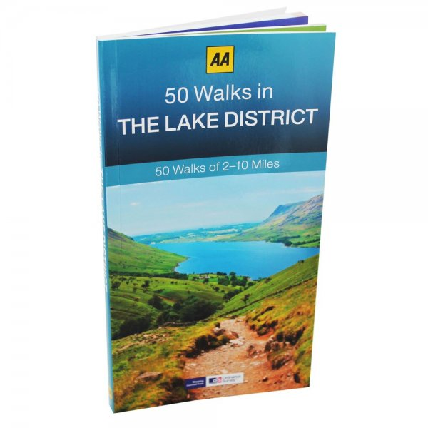 50 Walks Series Lake District
