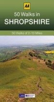 50 Walks Series Shropshire