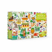 Book & Jigsaw On the Farm (Usborne)