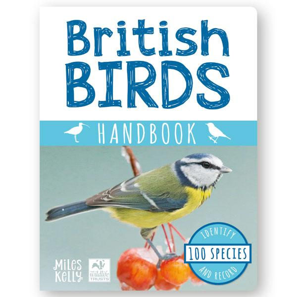 British Birds Handbook (Miles Kelly)