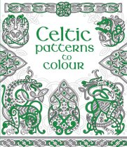 Celtic Patterns to Colour (Usborne)
