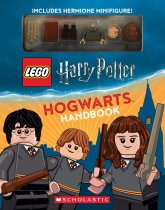 Lego Harry Potter:Hogwards Handbook (Scholastic) (May)