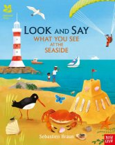 Look & Say What You See At the Seaside