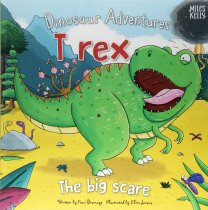 T Rex: The Big Scare (Jun)