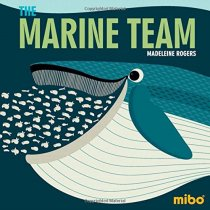 Marine Team Board Book, The (Jun)