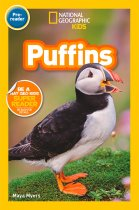 Puffins: National Geo Early Reader (Jul)