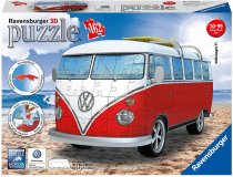 Jigsaw 3D VW Campervan