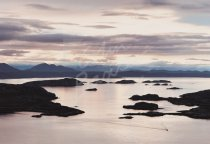 Summer Isles, Wester Ross Postcard (H Std CB)