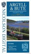 Argyll Tourist Map