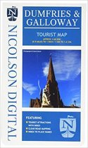Dumfries & Galloway Tourist Map