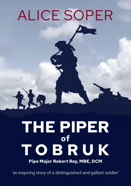 The Piper of Tobruk