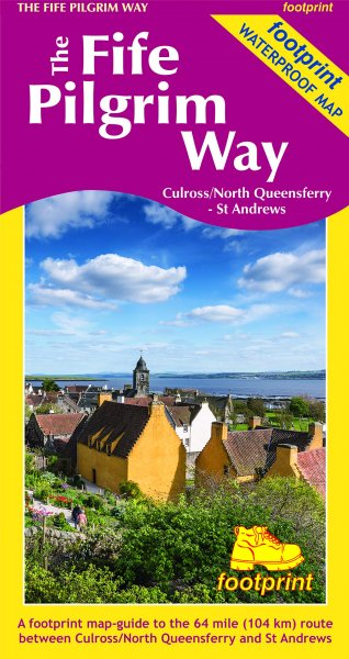Fife Pilgrim Way Map