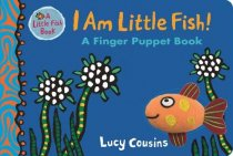 I am a Little Fish Finger Puppet Book (Oct)