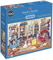 Jigsaw Barks Books 1000pc (Nov)