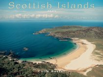 2021 Calendar Scottish Islands (Mar)