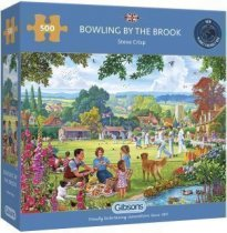 Jigsaw Bowling by the Brook 500pc (Feb)