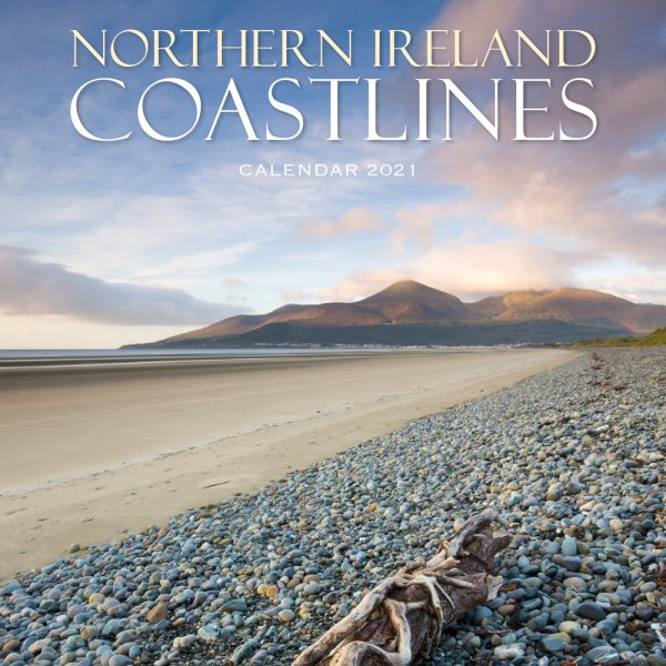 2021 Calendar Northern Ireland Coastlines (2 for £6v) (Mar)