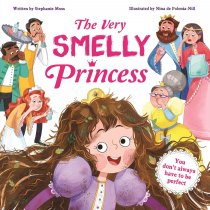 Very Smelly Princess, The (Mar)