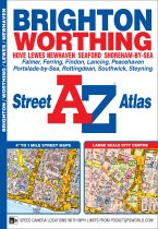 Brighton & Worthing Street Atlas