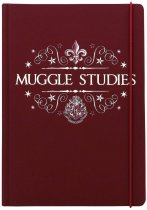 Harry Potter Muggle Studies Notebook