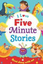 I Love Five Minute Stories (Mar)