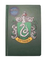 Harry Potter Slytherin Notebook (Mar)