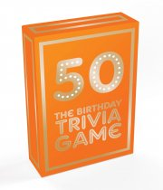 50: The Birthday Trivia Game (Aug)