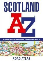 Scotland Road Atlas