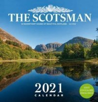 2021 Calendar Scotsman Wall