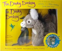 Dinky Donkey Book and Toy (DEC)