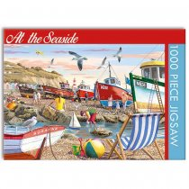 Jigsaw At The Seaside 1000pc
